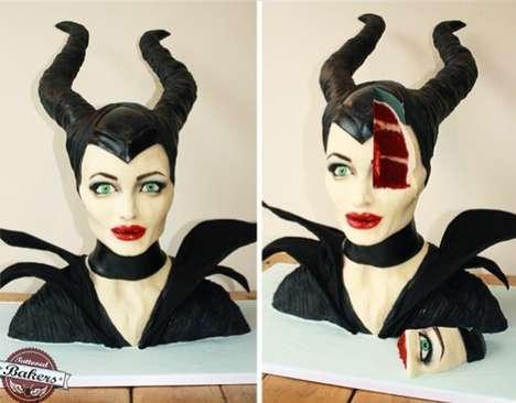Evil Queen Cakes
