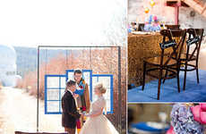 Sci-Fi Series Weddings - This Couple Tied the Knot with Doctor Who Wedding Decor