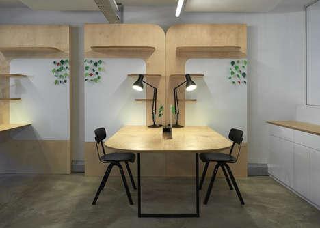 Tree-Inpired Interiors