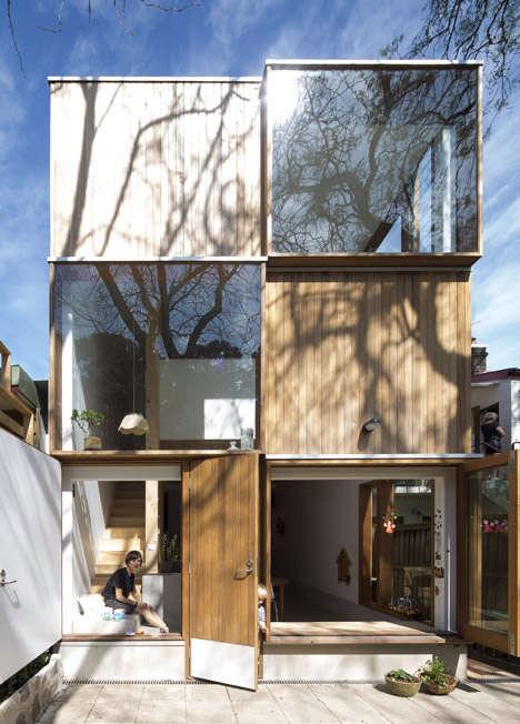 Versatile Modern Homes