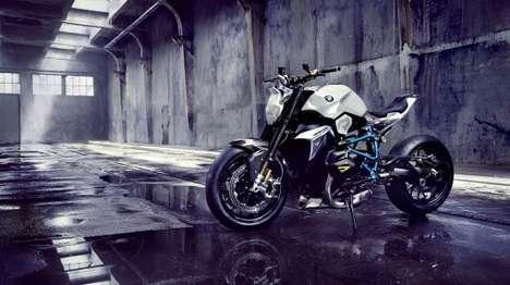 Breathtaking Concept Motorbikes
