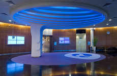 Nautical-Inspired Health Centers