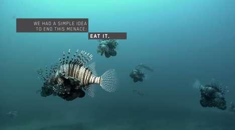 Tasty Venomous Fish Campaigns