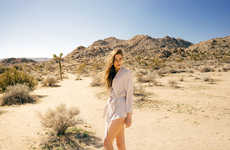 Striking Desert Editorials - The Fifth Installment of the Paracosm Travel Diaries is Bittersweet