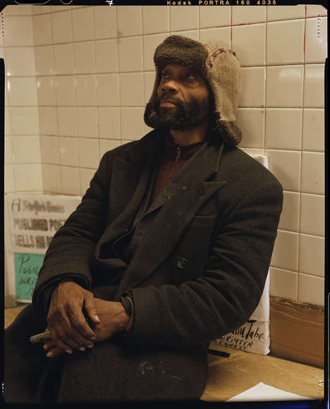 Homeless NYC Photography