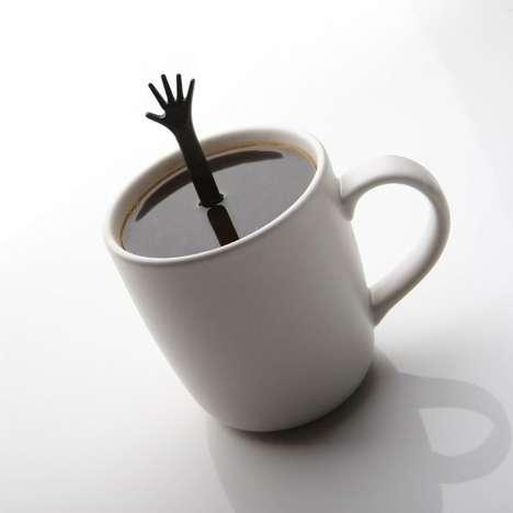 Delightfully Dark Teaspoons