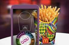 World Cup Fry Packaging