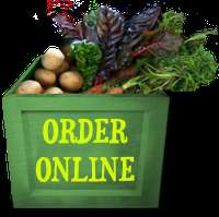 Seasonal Vegetable Deliveries - Growing Places Enterprise Makes It Easy to Eat Local and Organic