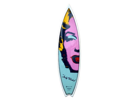 Iconic Bombshell Surfboards