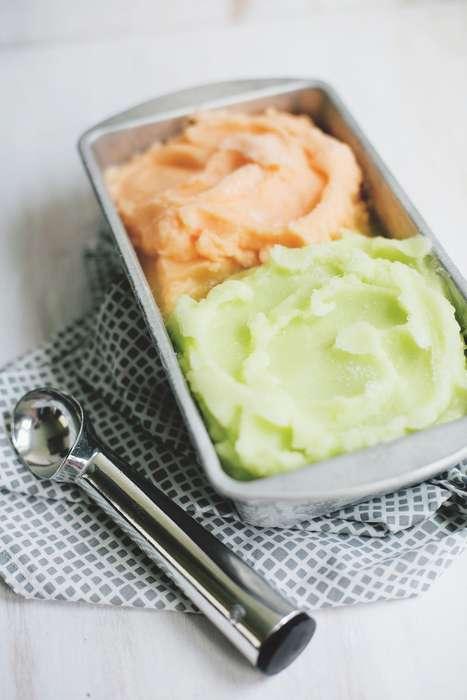 Frozen DIY Desserts