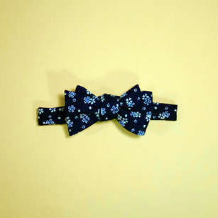Charming Grandfatherly Bow-Ties