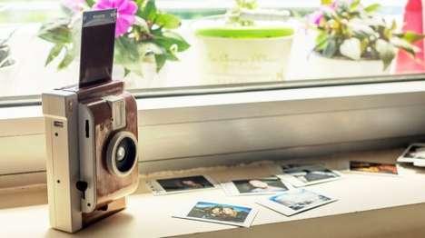 Ingenious Instant Cameras