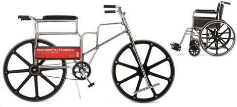 Charitable Wheelchair Bicycles