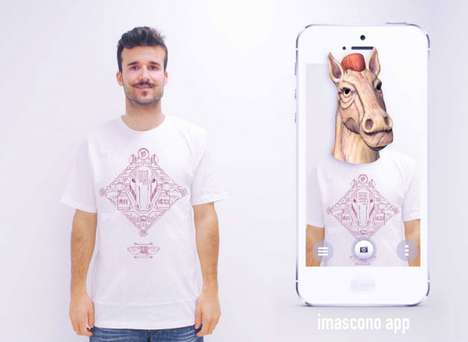 Augmented Reality Zodiac Tees