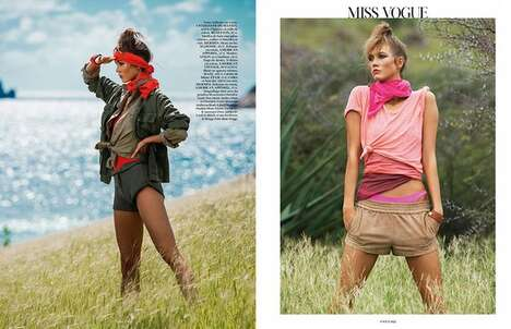 Candid Outback Editorials