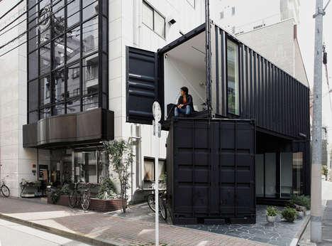 Multipurpose Container Buildings