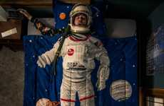 Comical Spaceman Photography