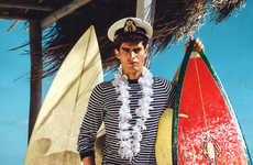 Retro Vacationer Editorials