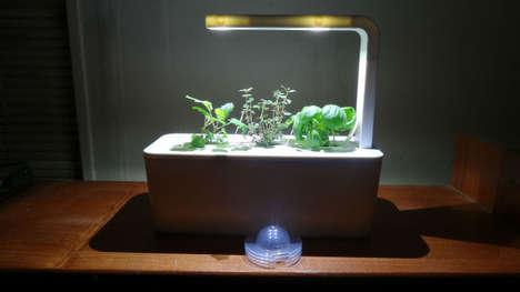 Illuminating Indoor Growers