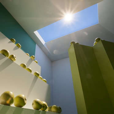 Fake Sunlight Lighting - The CoeLux Indoor Light Gives Sunlight in Any Home
