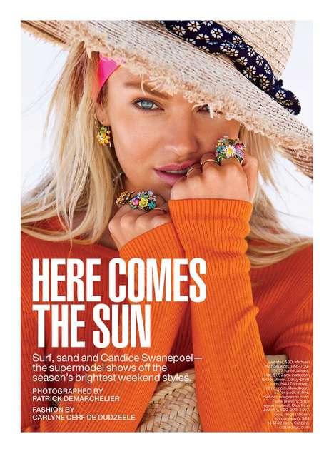 Summer Sweater Editorials