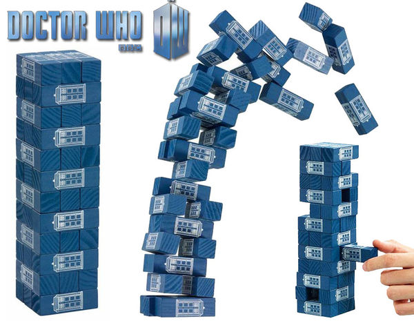 10 Jenga Game Variations