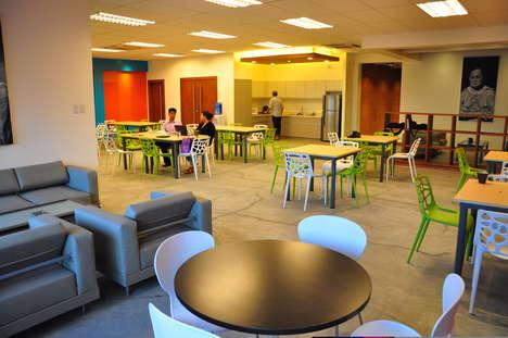 Social Entrepreneur Coworking Spaces