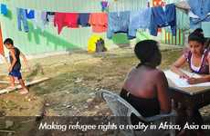 Refugee Rights Organizations - Asylum Access is Based in Oakland, California But Works World-Wide