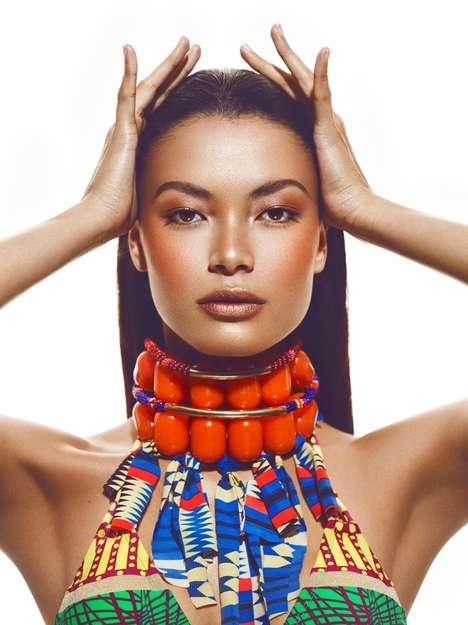 Vibrant Paradise Fashion