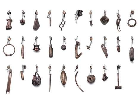 Lost Treasure Keychains