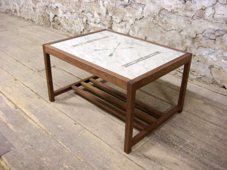 Mixed Material Furniture