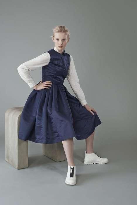 Female Astronaut Fashion