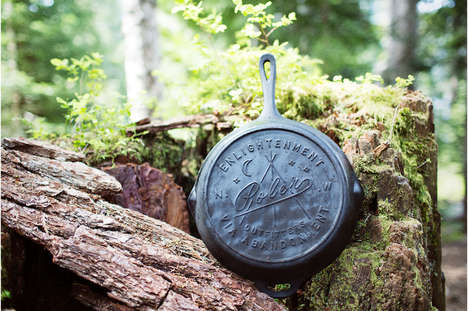Luxurious Camping Skillets