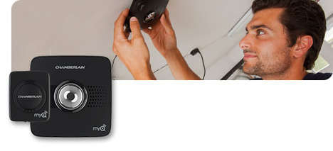 Wireless Garage Controllers
