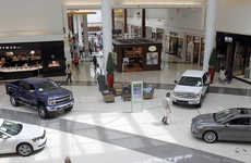 In-Mall Car Showrooms - Pennsylvania's Cherry Hill Mall is a New Place to Test Drive a Car