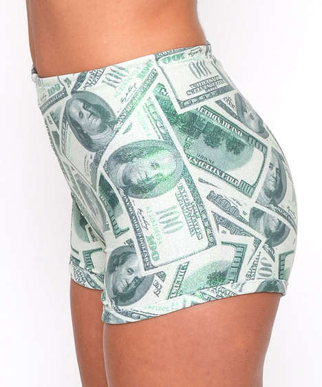 The Money Shorts by Marialia Signal That You're a High Roller