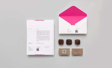 Industrial Chocolate Branding