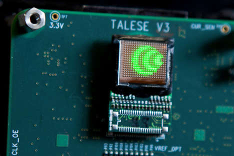 Phone Projector Chips