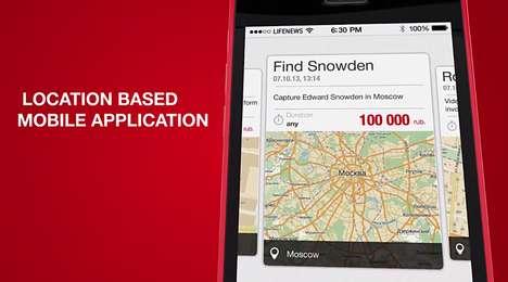 Citizen Journalist Apps