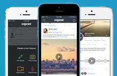 Ephemeral Social Networks - Voycee Deletes Your Past Social Network History Every Time You Post