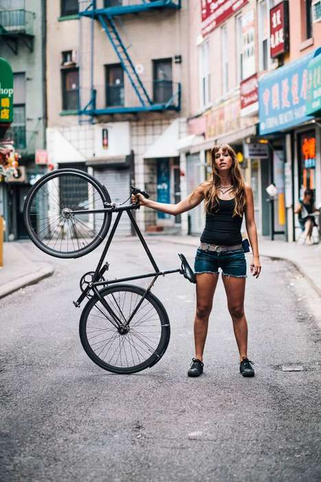 NYC Biker Photography