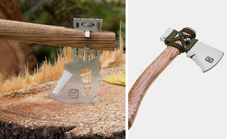 Multifaceted Chopping Blades