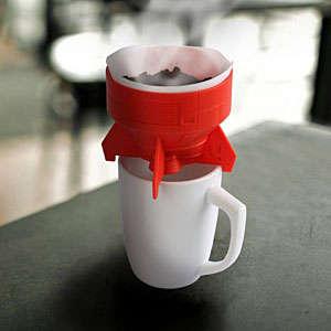 Brewing Rocketship Mugs