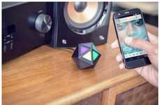 Wireless Speaker Adaptors - The Geometric Moto Stream Lets Multiple Devices Play Music Remotely