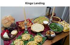 Medieval Show-Inspired Meals - Reddit User 'rach11' Makes Game of Thrones Foods Fit for a King