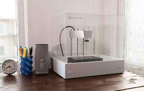 Affordable 3D Printing Technology