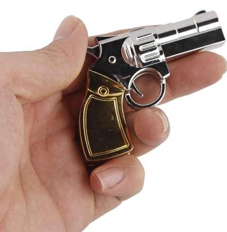 Firearm Flash Drives