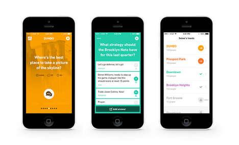 Neighborhood Inquiry Apps