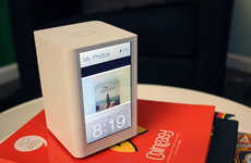 Photo Storage Cubes - LyveHome is a Smart Digital Photo Storage Solution