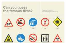 Cinematic Signage Infographics